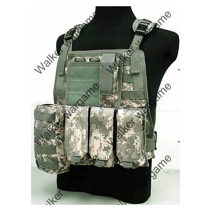 C2 Strike Molle Tactical Vest - US Army ACU