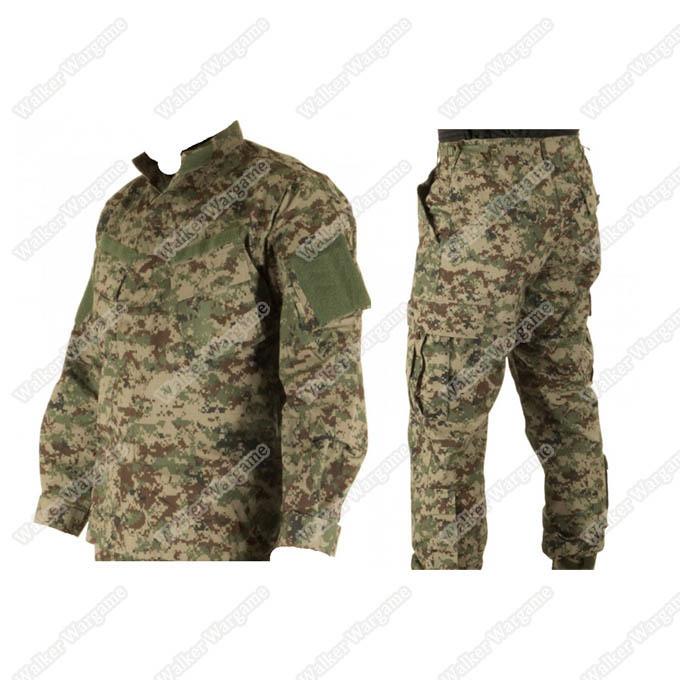 BDU Battle Dress Uniform Full Set - Russian Special Force SURPAT Multi-Terrain Digital Camo