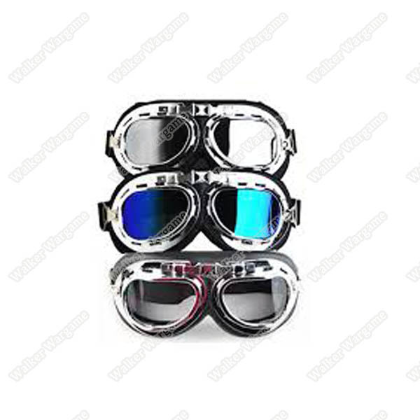 German WW II Style Motocycle Goggles