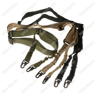 Tactical Two Point Rifle Sling  (Multi-Color)