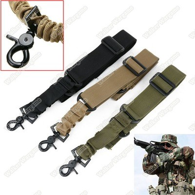 Tactical one Point Rifle Sling  (Multi-Color)