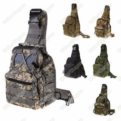 Utility Gear Shoulder chest Sling Bag - Multi Color 
