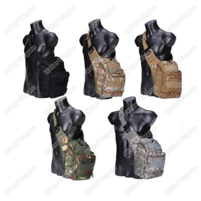 New Utility gear Tacital shoulder Bag - Black Multicam  OD Green ACU