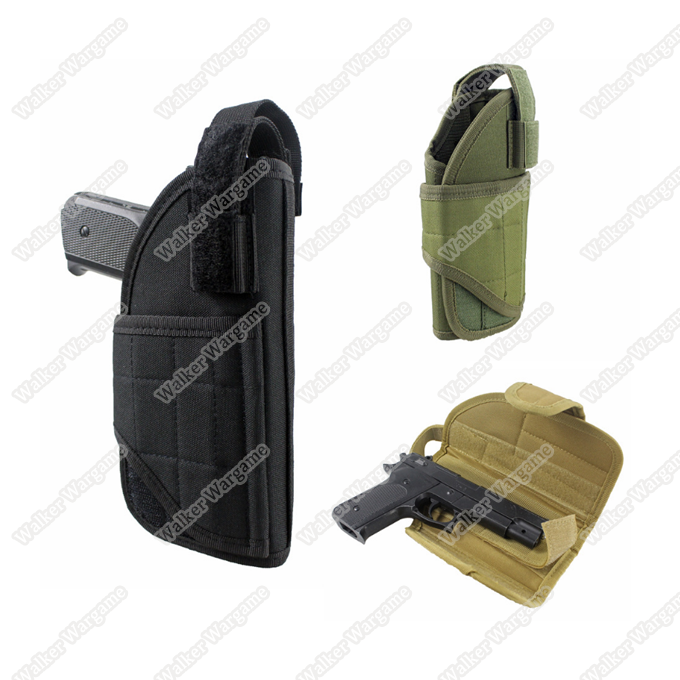 Molle Pistol Universal holster - Multi Color