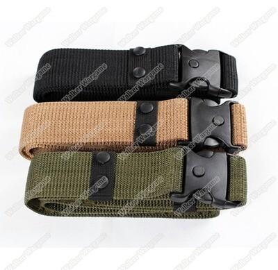 BH Tactical Heavy Duty Belt - Black,Tan , OD