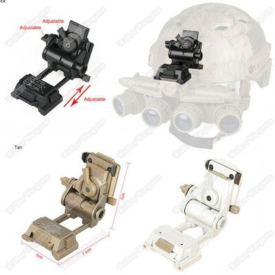 FMA L3 G24 Style NVG Mount for PVS-15/18 Type Mock NVGs