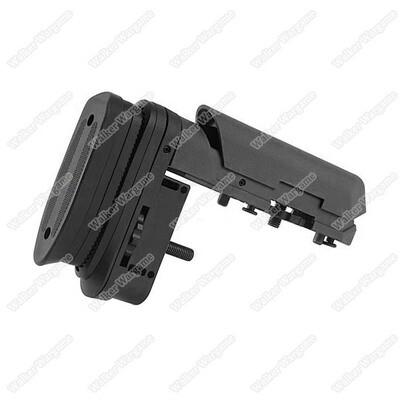 Amoeba Striker Sniper - Tactical Advanced Butt Pad + Cheek Pad