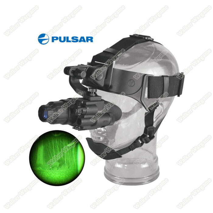 Pulsar GS1x20 Night Vision Monocular Headgear device goggles for hunting tactical scope infrared night vision