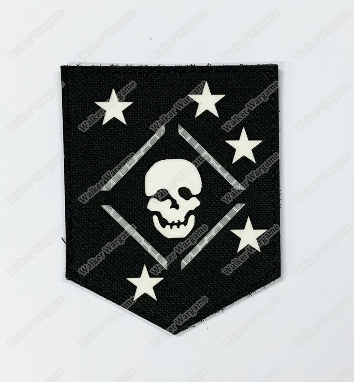 LWG026 USMC Speical Force MARSOC - Laser Cut Patch With Velcro