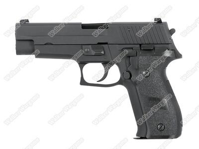 WE Tech Sig Sauer P226 Full Metal Green Gas Airsoft Gas Blow Back Pistol