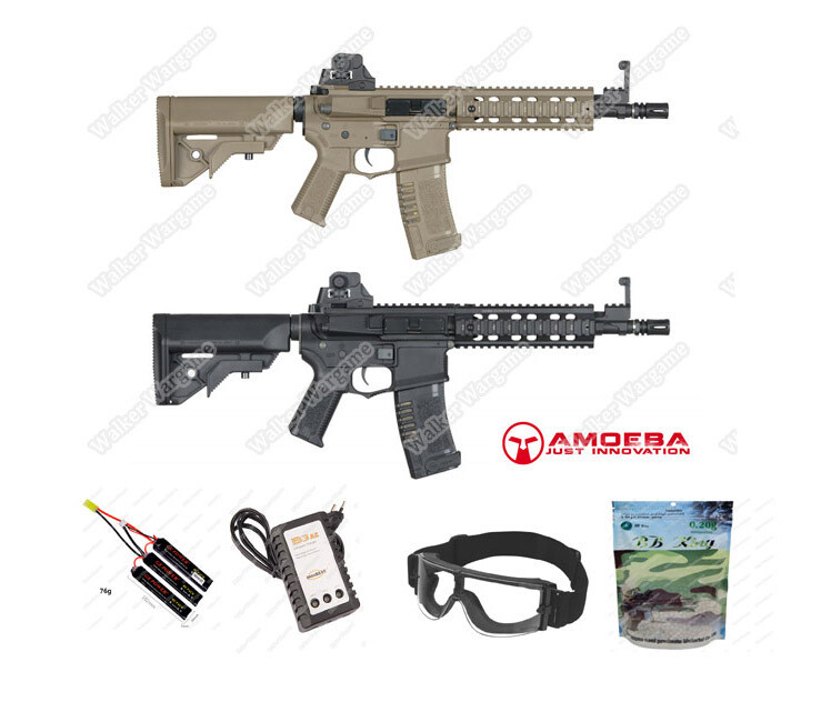 Airsoft AEG Starter Package - Now R4750.00 Save R1400.00