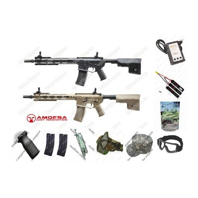 Airsoft AEG Pro Package - Now R6600 Save R1639.00
