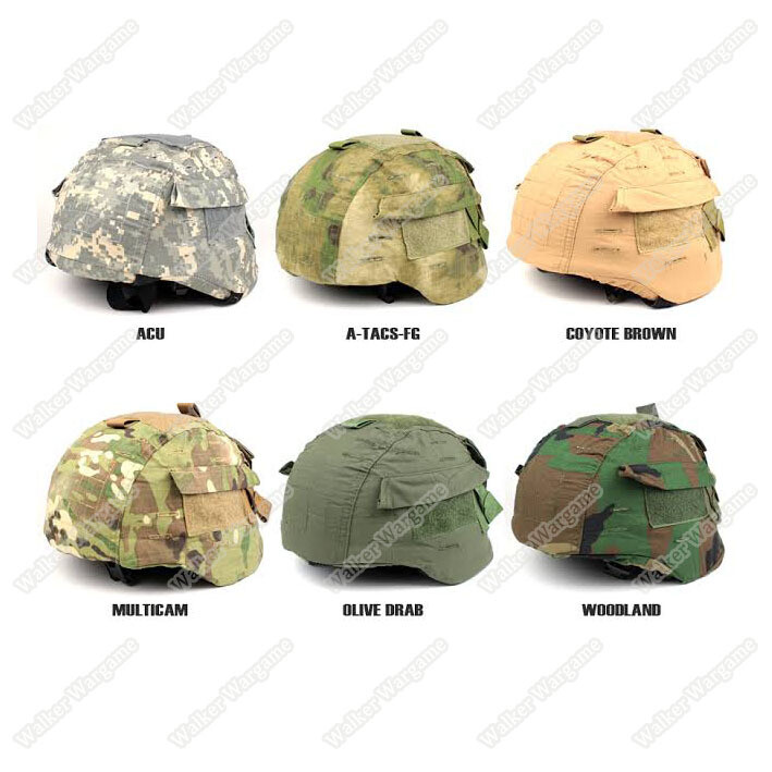 MICH/ACH helmet cover - Multi Color