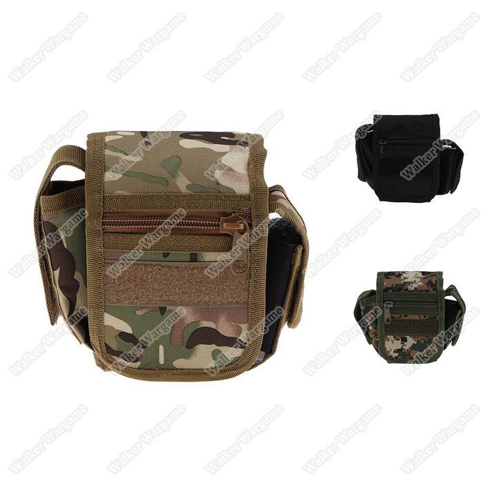 Utility Tool Waist Pouch Carrier Bag - Multi Color