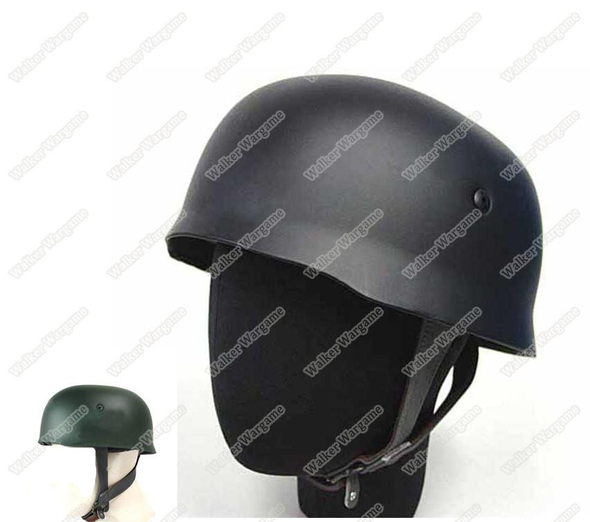 WWII German Paratrooper Steel M38 Helmet