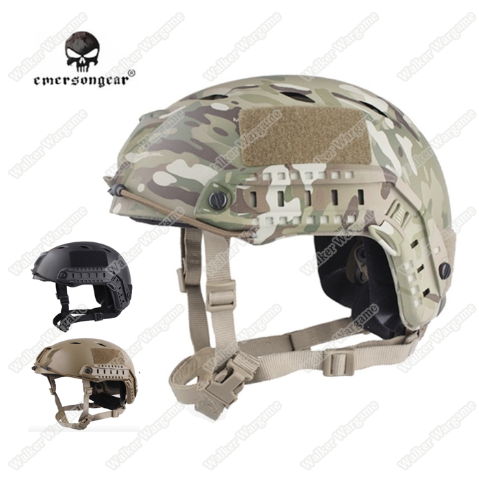 Advance Fast Jump Helmet With NVG Mount & Side Rail