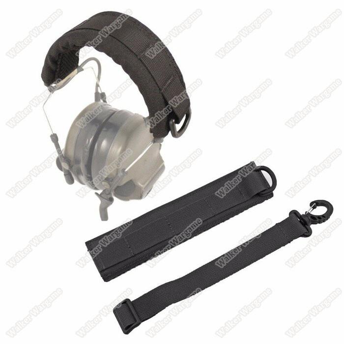  Advanced Modular Headset Headband Cover for PELTOR,MSA EARMOR M32 M31