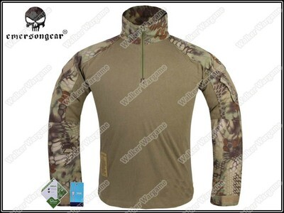 Emerson G3 Combat Shirt -  Special Force Mandrake Camo MR