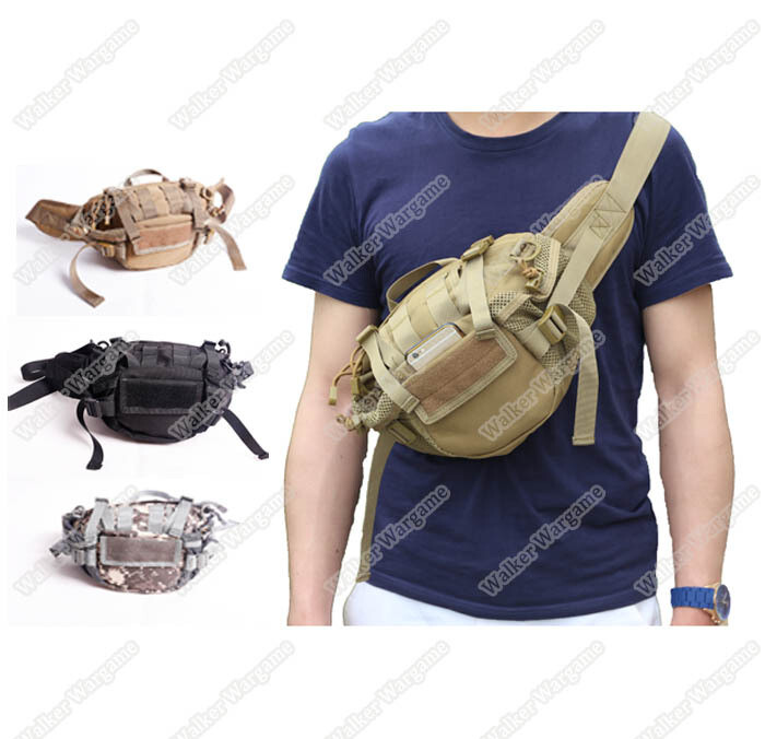Tactical Dragon Egg Chest Bag Waistband Bag
