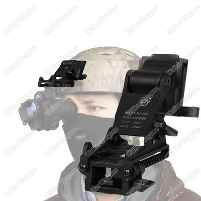 Helmet Mount For PVS Night Vision Goggle NVG Fit Fast, Mich ,M88 Helmet