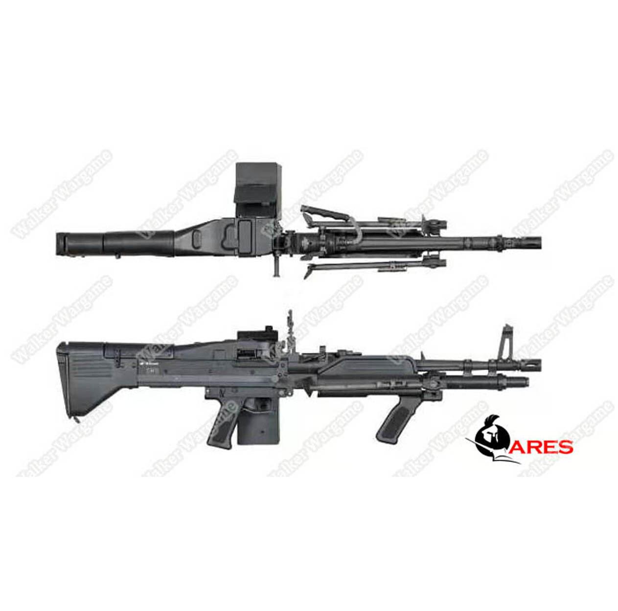 Ares M60 Heavy Machine Gun HMG AEG Airsoft
