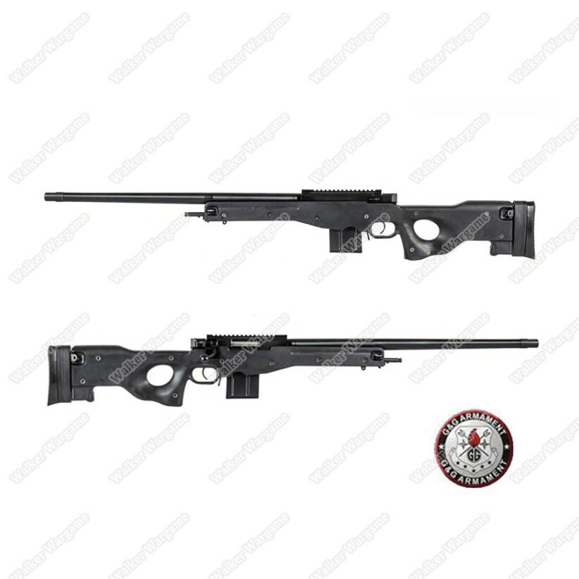 G&G G960 SV L96 SPRING BOLT ACTION SNIPER AIRSOFT RIFLE