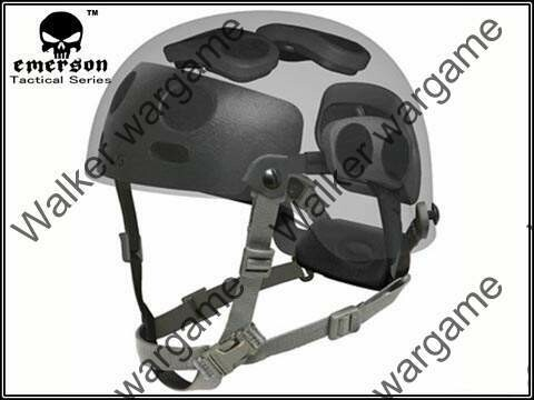 Emerson Dial Liner Kit for Fast Jump FJ MICH Helmet