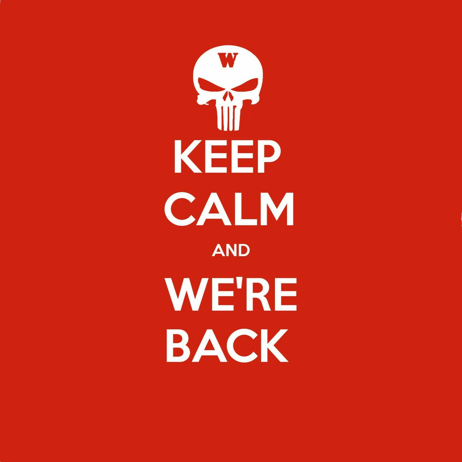 Keep CALM And We are Back  - New shop working hours Lockdown Level 1