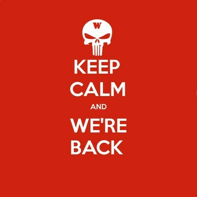 Keep CALM And We are Back  - New shop working hours Lockdown Level 3
