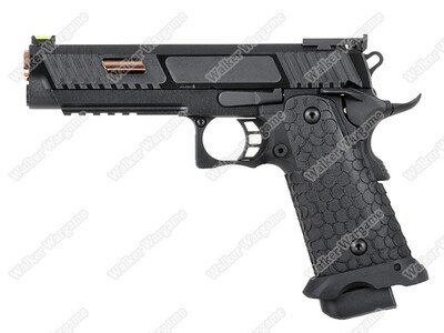 SRC BABA YAGA TTI Green Gas Pistol - John Wick Style Pistol