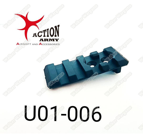 Action Army AAP01 Pistol Rear Rail Mount U01-006