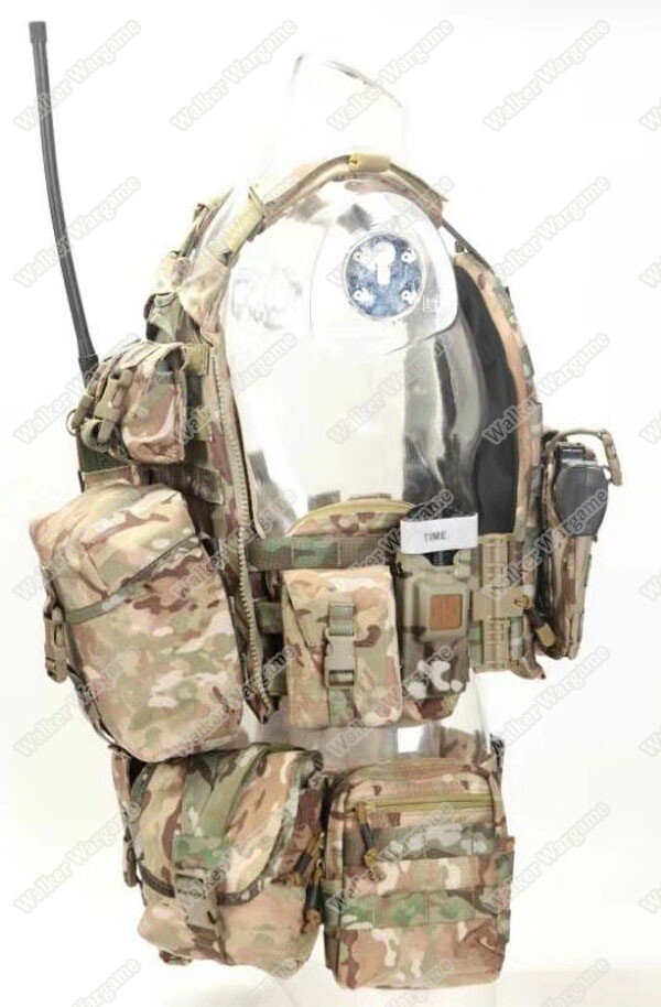 WS Luxury Full Load Out 9 Pieces - Multicam