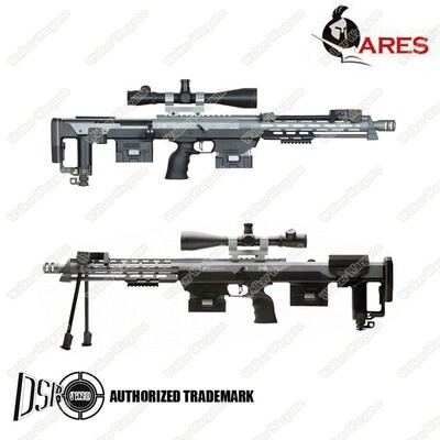 Ares  DSR-1 SNIPER Rifle Co2 Gas (AR-DSR1)
