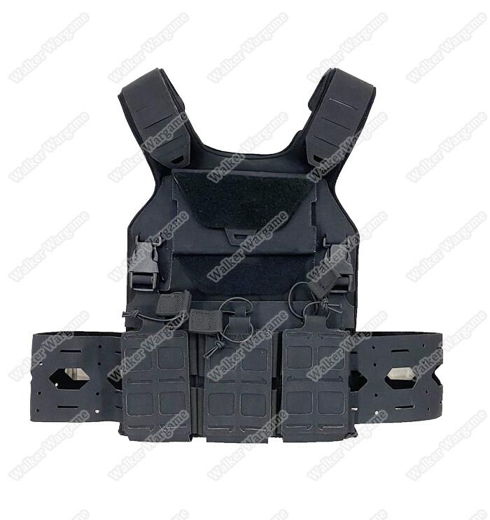 Stalker tactical Vest / Assaulter Molle Belt With Belt