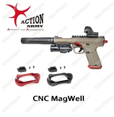 Action Army AAP01 Pistol Full CNC Magwell U01-012-1
