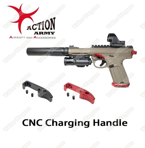 Action Army AAP01 Pistol Full CNC Charging Handle U01-009-1