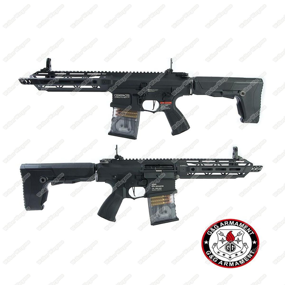 G&G TR16 SBR 308 Mk2 AEG Rifle Build in Mosfet ETU Airsoft Rifle