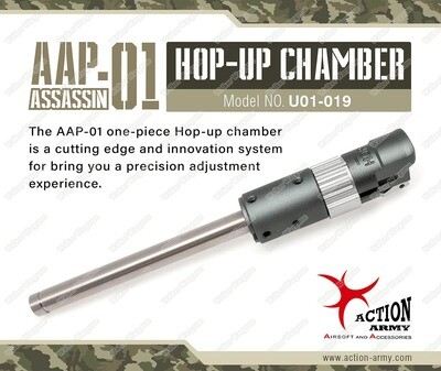 AAP01 CNC Wheel adjusted Hop up chamber