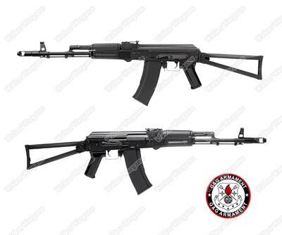G&G AKC74 GKSG74 AEG Airsoft Gun Full Metal Folding Stock