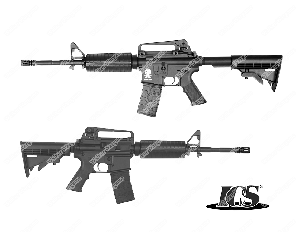 ICS Combat Boy Polymer M4A1 Airsoft AEG Rifle