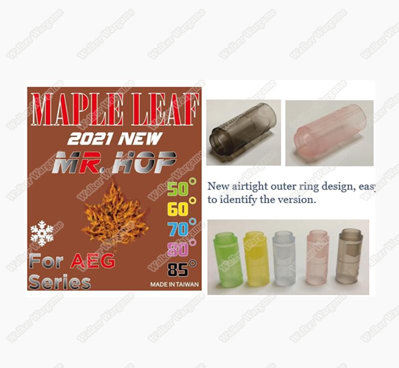 Maple Leaf 2021 New MR Hop MAX Range