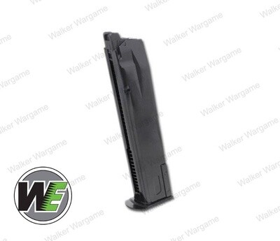 WE 30rds Full Metal Green Ga Mag for P226 / P-Virus Airsoft GBB Pistols
