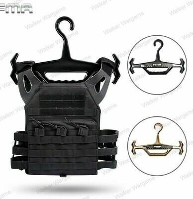 FMA Heavy Duty Hanger For Tactical Vest Plate Bullet Proof Vest Durable Gear Kit