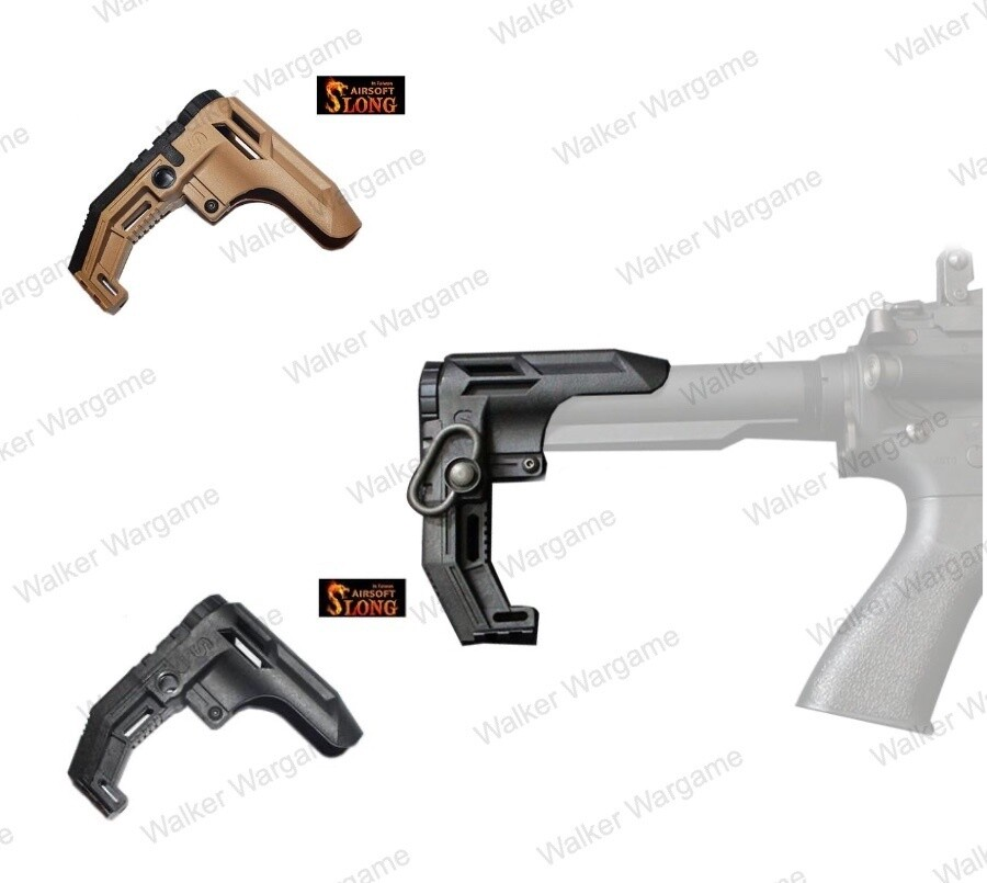 Slong M4 NGEL of Death Tactical Butt Stock