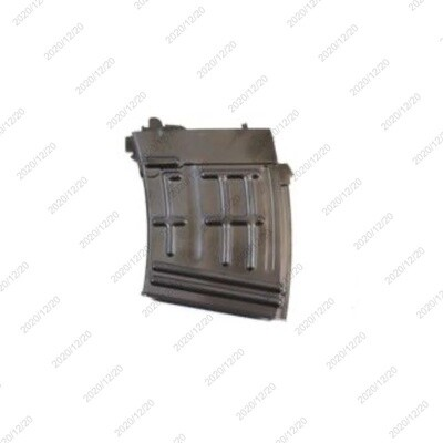 WE Tech SVD Dragunov 22rds GBB Mag Green Gas Airsoft Mag