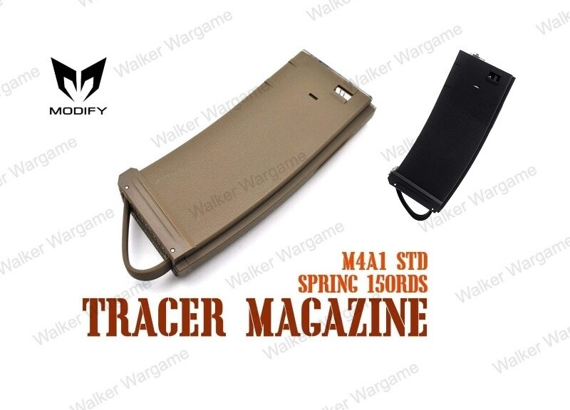 Modify BHive Tracer Mag 150rds AEG Tracer Magazine for M4 Series