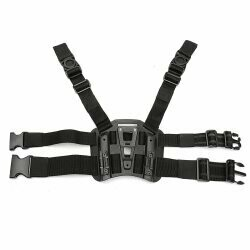 CQC Drop Leg Panel Thigh Rig For Mount Pistol Holster