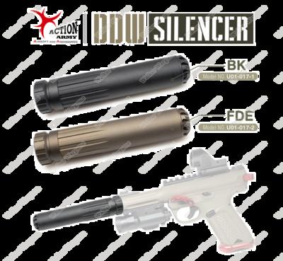 Actiom Army AAC AAP01 Pistol Silencer U-01-017-1