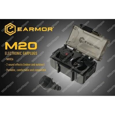Earmor M20 Electronic Earplugs