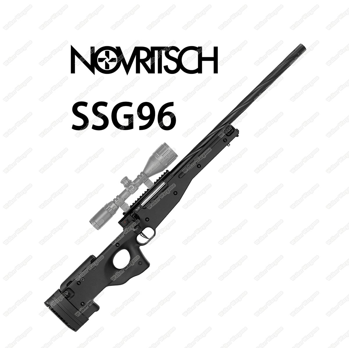 Novritsch SSG96 Airsoft Sniper 2.8Joules 500fps M160 Spring